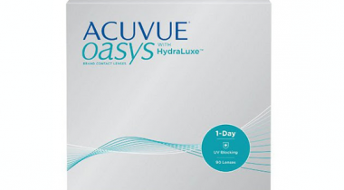 Acuvue Oasys Hydraluxe – 1 Day 90 Pack